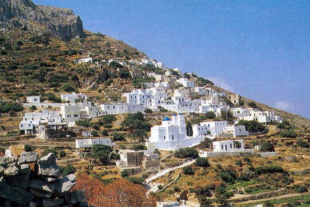 AMORGOS PHOTO GALLERY - POTAMOS