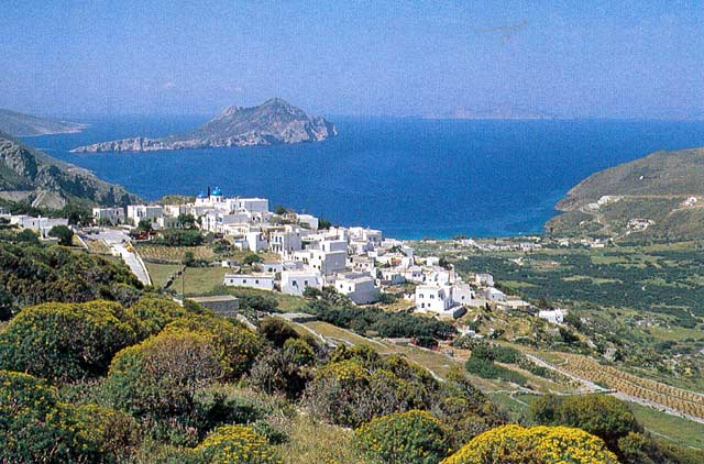 AMORGOS PHOTO GALLERY - LAGADA
