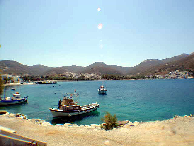 AMORGOS PHOTO GALLERY - KATAPOLA