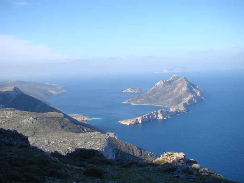 Nikouria islet -
