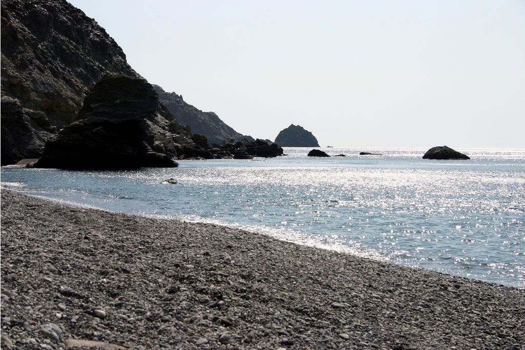 Mourou beach -