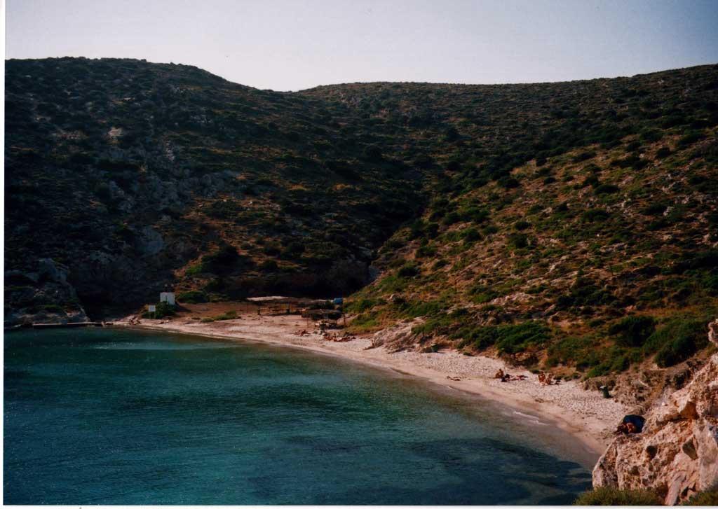 Maltezi beach -