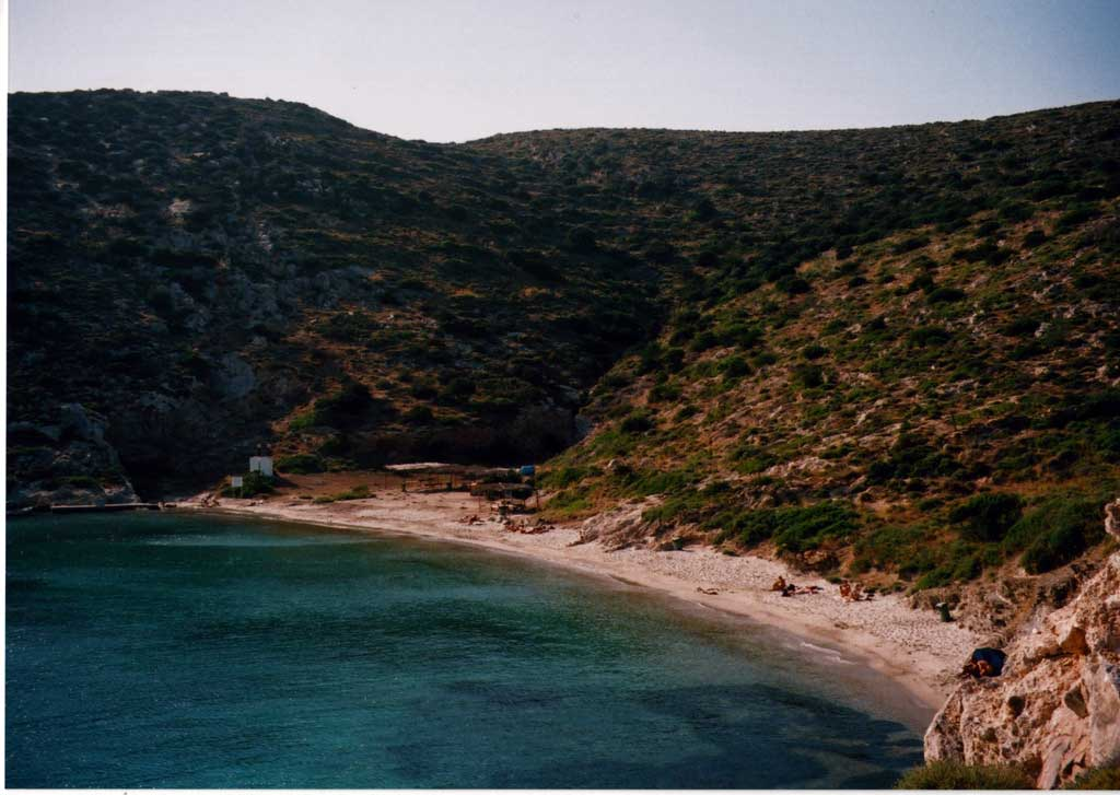 Maltezi beach -  by Nick Gent