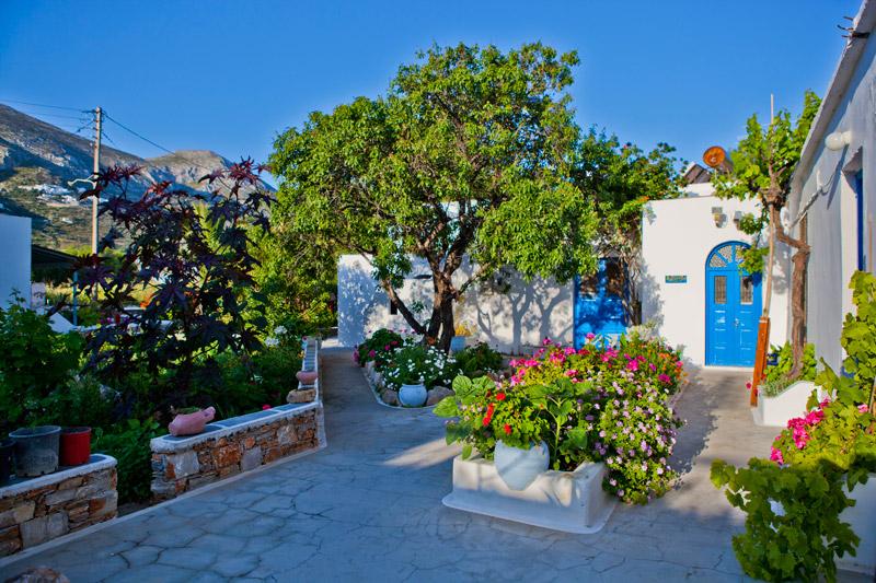 LAKKI VILLAGE  HOTELS IN  AEGIALI