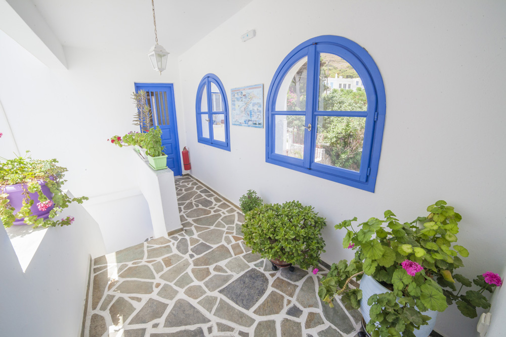 Barbara Pension IN  Amorgos - Katapola